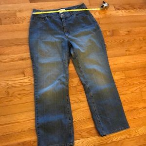 Coldwater Creek Petite 12 jeans in EUC